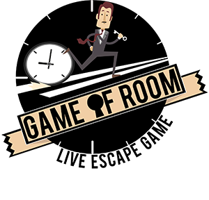 game of room logo transparent