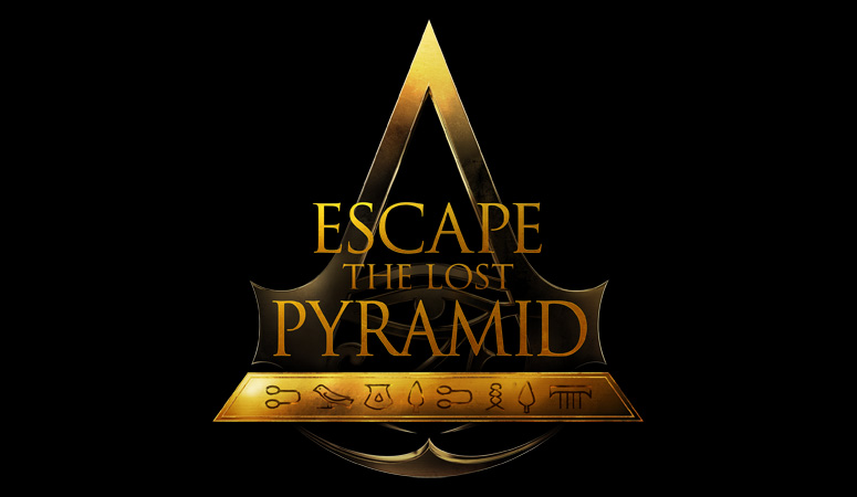 Escape de Lost Pyramid Logo