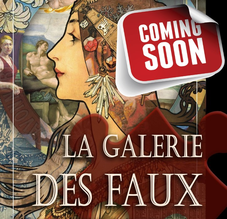 Escape Game Lyon - La Galerie des Faux - Game of Room